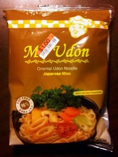 Mr. Udon Oriental Udon Noodle Japanese Miso