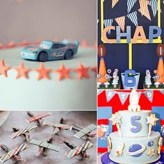 47 of the Best Boy's Birthday Party Themes