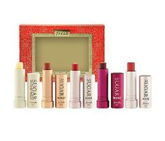 Beauty Gifts For Early Bird Holiday Shoppers: Beauty: Self.com : Sugar Rush Lip Treatments
