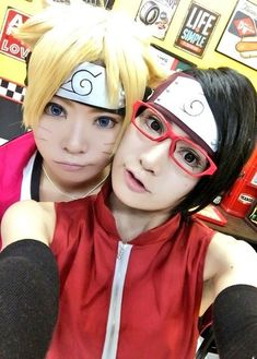 Couples Cosplay, Cosplay Boy, Cosplay Anime, Best Cosplay, Sarada Y Sasuke, Uzumaki Boruto, Boruto Cosplay, Anime Naruto, Manga Anime