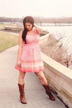 Pink PAIGE Dress I Kelly's Closet Boutique  #raidkellyscloset