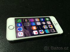 Apple iPhone 5S 16GB, 3 měsíce záruka, nefunkční otisk - 1