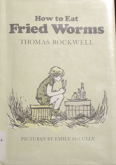 How to eat fried worms edible books pinterest how to eat fried worms ccuart Images