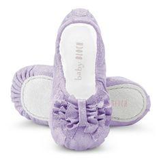 Bloch - Lavendar Baby Raphela Sparkle Ballet Flats