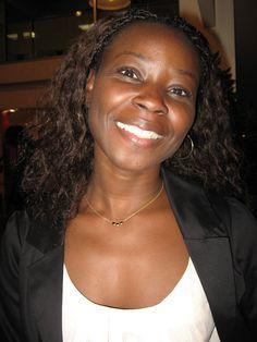 Tella Kpomahou, actress