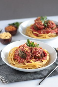 Vegan Italian Lentil Meatballs
