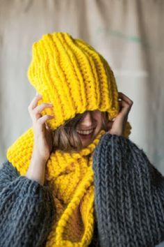 best yellow knit details