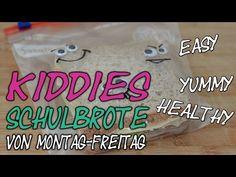 Kiddies Schulbrote Teil 1   MOM HACKS   lunch   mamiblock kiDchen - Der Mami Blog - YouTube