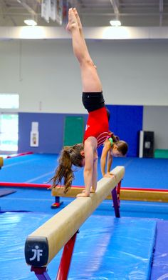 Besides being one of the most exciting and fulfilling sports, gymnastics helps each athlete develop strength, speed, grace, and balance, enhancing the total wellbeing of each of our students.   www.ChampionsWestlake.com/programs/competitive-gymnastics-team