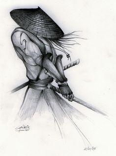 samurai by ronin1602