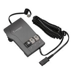 NEW IN THE BOX! Plantronics Vista M22 Headset Amplifier PN 43596-40