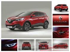 Kadjar 2015 il Crossover di Renault