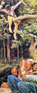 Il prode piccolo sarto (Sette in un colpo) - Fratelli Grimm Schneider, Jelly Jars, Window, School, Brothers Grimm, Children's Books, Short Stories, Literatura, Manualidades