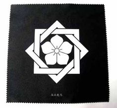 The Mon crest of the Japanese Oda clan Flags