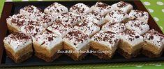 Prajitura cu blat de nuca si crema de cafea - Bunătăți din bucătăria Gicuței Krispie Treats, Rice Krispies, Biscuit, Desserts, Food, Tailgate Desserts, Deserts, Essen, Postres