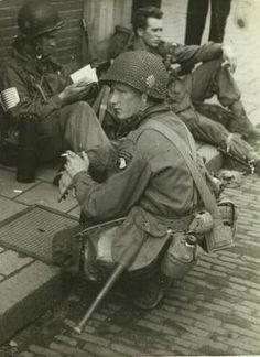 Joseph D Liebgott 101st Airborne Paratroopers