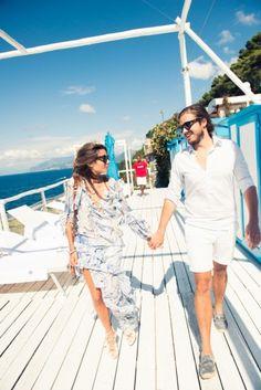 Erica Pelosini & Louis Leeman Get Married - The Coveteur