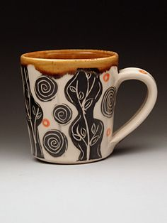 Sgraffito on Pinterest | Pottery, Ceramics and Ceramic Clay