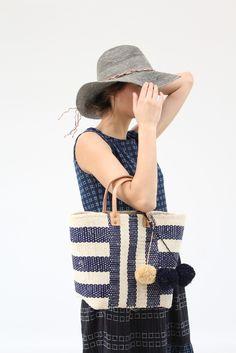 Woven Sisal Tote Bag Fashion Souls 4df92558b9edd
