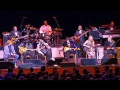 B.B. King with Slash, Derek Trucks, Ronnie Wood, Mick Hucknall & Susan Tedeschi - Guess Who live