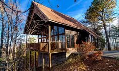 Pigeon Forge Cabins - Lofty Thoughts