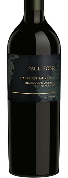 Paul Hobbs Winery | 2008 Cabernet Sauvignon Stagecoach Vineyard, Napa Valley