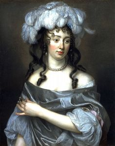 """Portrait of a Lady"" by Jan Mytens (1670) 