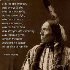 Billedresultat for native american indian sayings and quotes