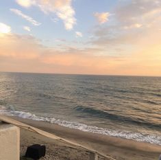 Sky Sea, Sea And Ocean, The Beach, Sunset Beach, Pretty Sky, Beach Aesthetic, Aesthetic Pictures, Aesthetic Wallpapers, Beautiful Places
