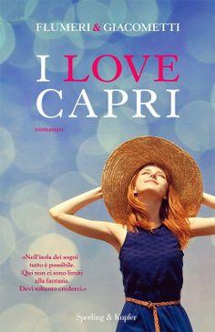 Sognando tra le Righe: I LOVE CAPRI    Elisabetta Flumeri & Gabriella Gia...