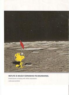 131 Best Snoopy Met Life Ads Images On Pinterest Met