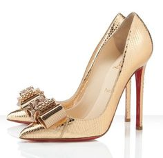 Louboutin Frm bd: Steppin' Out