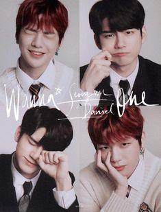 Outdoor Wedding Photography, Daniel K, Prince Daniel, Ong Seongwoo, Kim Jaehwan, Ha Sungwoon, Photo Essay, 3 In One, Jinyoung