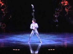 "Anthony Gatto ""The World's Greates Juggler""  performance in Cirque du Soleil's Kooza - YouTube"