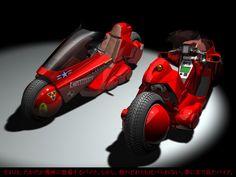 Kaneda's Motorcycle