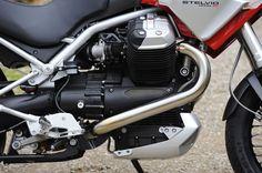 Fahrbericht Moto Guzzi Stelvio 1200: GS auf Italienisch - Magazin von auto.de