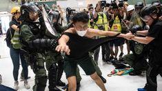 Photos Hk Police Brutality Ccp Crimes