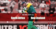 CWC15 Semi final Preview South Africa vs New Zealand cricket world cup 2015