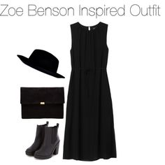 Zoe Benson Inspired Outfit