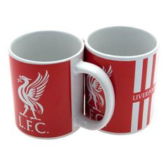 Liverpool F.C. Mug VT - Rs. 775 Official #Football #Merchandise from the #EPL