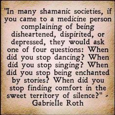Wild Woman Sisterhood I LOVE this quote! We need to keep asking ourselves these very questions!
