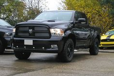 2012 Dodge Ram Quad Sport with Prins LPG - KMC wheels and upgrade tyres