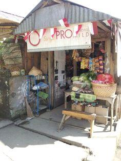 Village store, near Payagan