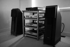 2 Channel High-End Audio Home Theater Installation, Home Cinemas, Ontario, Lockers, Locker Storage, Channel, Audio, Cabinet, Furniture