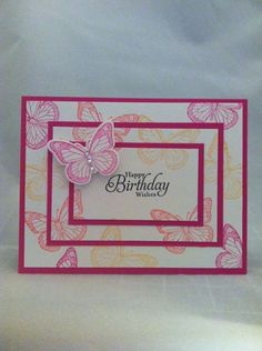Paper flowers on Pinterest | Stampin Up, Flower Shops and ...