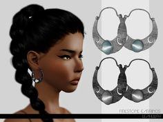 Leah Lillith's LeahLillith Firestone Earrings
