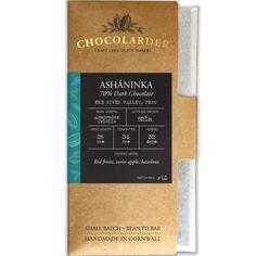 Ashaninka chocolarder chocolate