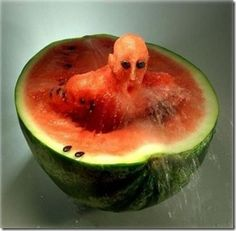 what is it about melons?