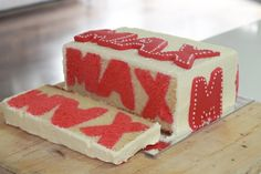 A Moment with Madam Meko: Boo! It's a name cake!