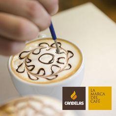Latte art, la perfecta técnica barista.